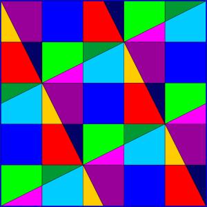 ~Quadratteilung