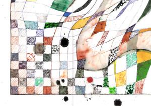 _01_Zeichnung_Darstellung von Quantenwelten in der Entwicklung