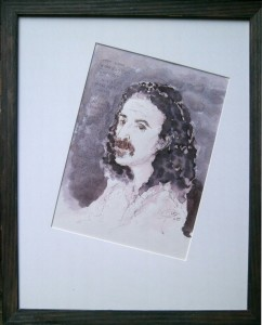 Zappa (Detail)