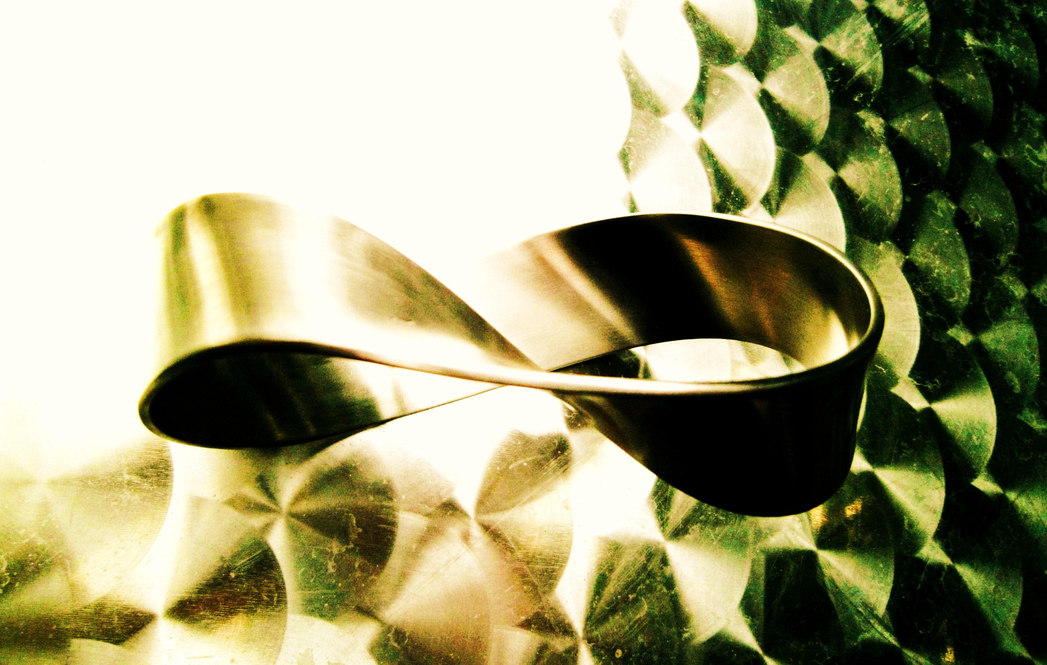 _Möbiusband Edelstahl jpg